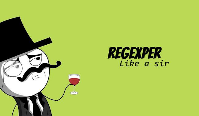 regexperlikeasir
