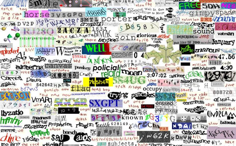 captcha wallpaper by juneii d4udust 825x510 - Une alternative au captcha, en quelques lignes