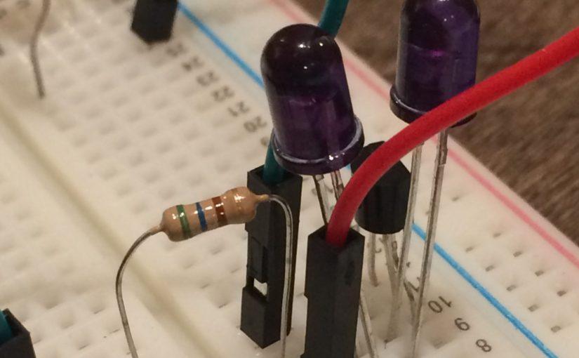 Arduino-nano-IR-TSAL6100