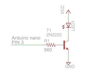 Arduino infrarouge