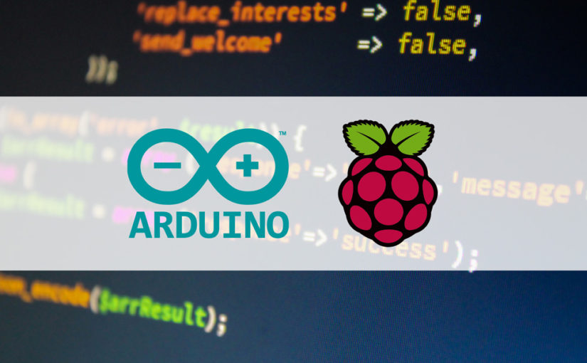 Communication entre un Raspberry Pi et un Arduino