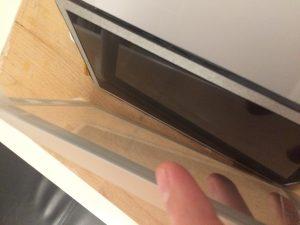 IMG 0182 300x225 - Parce qu'une télécommande c'est surfait, place au cadre-télécommande !